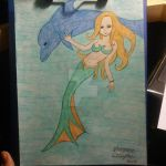 Mermaid OC by Hunter-of-the-Dead17