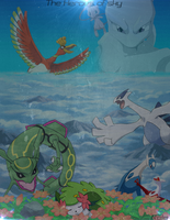 Pokemon Heroes of Sky || TheGraphicsArts - Nola by TheGraphicsArts