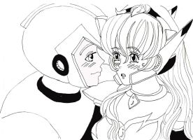 X and Ariel - welcome by arielmmx