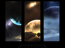 Terraspace Wallpaper by ReNeon