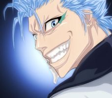 Grimmjow by benderZz