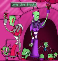 Long live Snacks by dragonfire1000