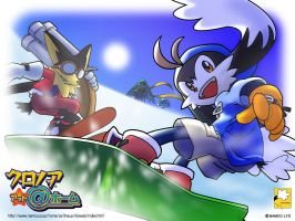 Klonoa screenshot 9 by Alondra-chui