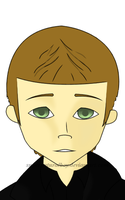 Young Dean by supernaturalboy