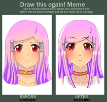 Meme Before After Mikami by akura7