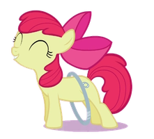 Applebloom Vector by saksibouy