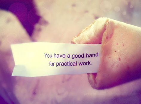 ...::::Fortune Cookie::::... by JAYSMILES23