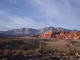 Red Rock Canyon 01 by damienkerensky