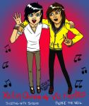 Kellin and Vic by Obsidian-Scion