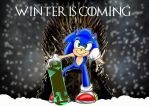 Sonic Winter Is Coming by Amely14128
