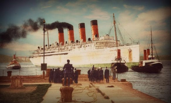 '...Only Love Can Preserve My Legacy...' by RMS-OLYMPIC