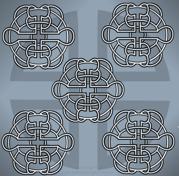 Celtic Knots by NotedStrangePerson