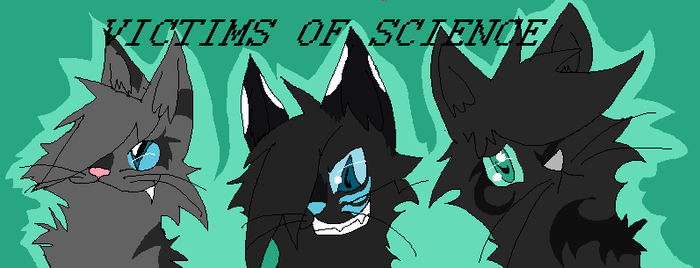 victims of science by RikaxDeidara