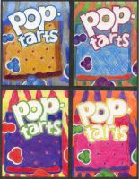 Pop Tart Pop Art by kurostarSunny