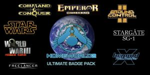 Homeworld 2 Badge Pack by sgfan206