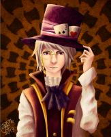 Imitator- Mad Hatter by Panda-neko-pyon