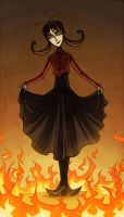 Don't Starve - Willow by Kaddson