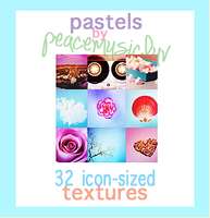 Pastel Texture Pack by butterflyinthemeadow