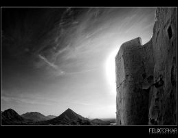 Pushkar Mountain 2 by FelixTo
