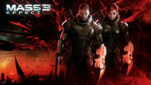 mass effect 3 by Mrbarclonista