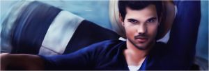 Taylor Lautner for Bench by b-r-i-n-a