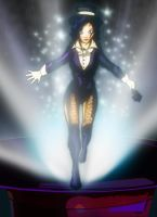 Zatanna by bleedingmoon114