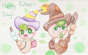 Happy Father's Day by Chenanigans