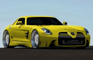 MEC Design Mercedes-Benz SLS by TheCarloos
