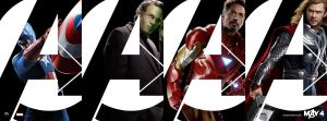 Avengers Banner 1 by MuffinPixie