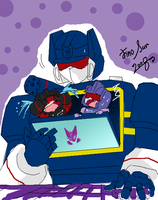 TF G1 :- S.W work time by JinoSan