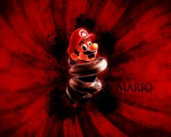 Mario by SxyfrG