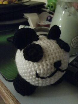 Panda Animal Orb by sazriel
