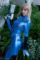 Samus Aran 1 by underreigns