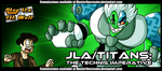 at4w: JLA/Titans: The Technis Imperative by MTC-Studios