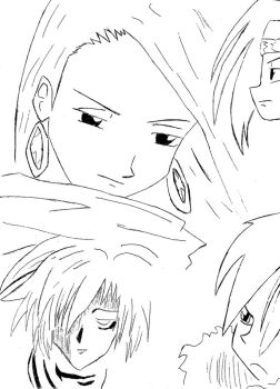 Shaman King FanArt Page 1 by Kanti12