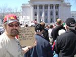 Tea Party 2009 Madison Wiscons by RABBI-TOM
