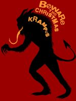 The Christmas Krampus by Fishmas