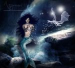 Mermaid Wizzard by annemaria48
