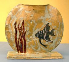 fishbowl vase by cl2007