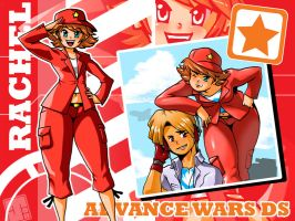 Advance Wars RACHEL by Kaigetsudo