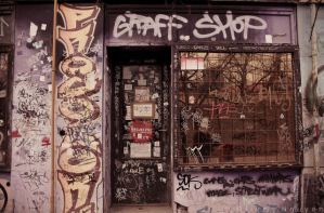 Graff shop by 0lcsy