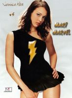 Mary Marvel - Jessica Alba I by TheSnowman10
