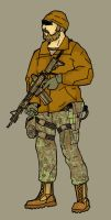 Rhodesian Flecktarn test 1 by pimphand