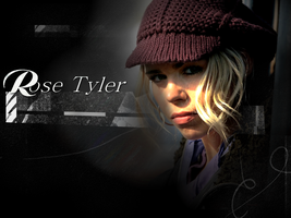 Rose Tyler - Wallpaper 1 by S-GB