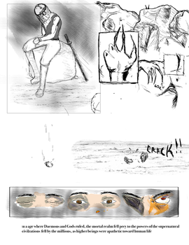 Pg. 1 (wip) preview by vagrantmaster95