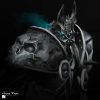 Lich King by KuckyzDRagingBunny