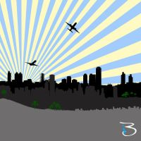 IB city vectors by innovativebliss
