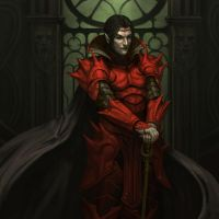 LON Darkul the vampire by dcwj