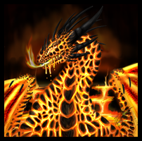 Born from Flames - Magnios by elite-dragons