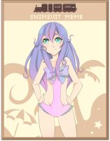 Beach time~ by Dame-Pudding